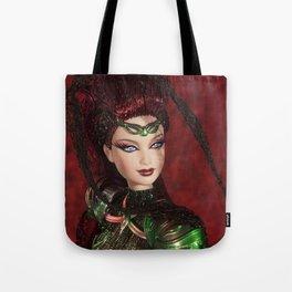 Chica Alienigena Tote Bag