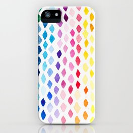 A Sky of Diamonds iPhone Case