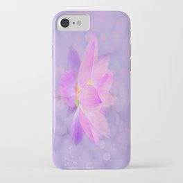 Lotus Emerging from the Water iPhone Case