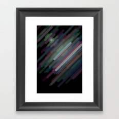 Strokes#1 Framed Art Print