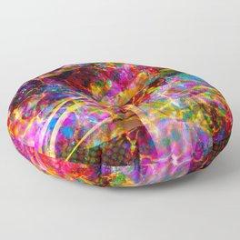 Quantum  Floor Pillow