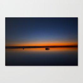 Trawler. Canvas Print