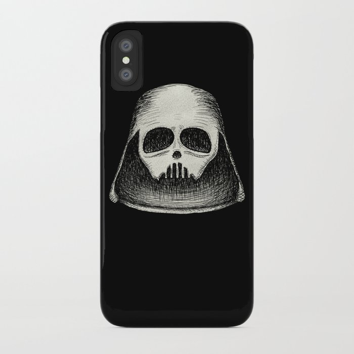 Death Vader iPhone Case