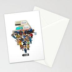 Super Arrested Development  Stationery Cards