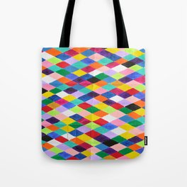 You.Me.Us Dos Background Tote Bag