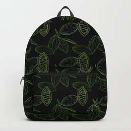 Cacao Pods (Black Glow) - Camo Backpack