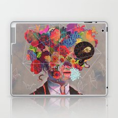 The Deterioration of the Mind And the Disappearance of Car Keys Laptop & iPad Skin