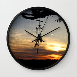 Chime In Wall Clock