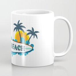 St Pete's Beach - Florida. Coffee Mug