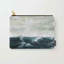 Storm Sea Carry-All Pouch
