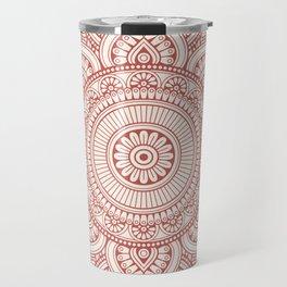 Mandala 14 Travel Mug