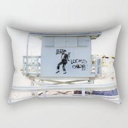 Michael says Beat It! Rectangular Pillow