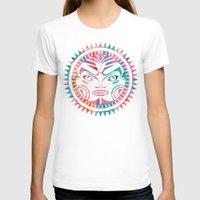 hawaii T-shirts featuring Hawaii by Marta Olga Klara