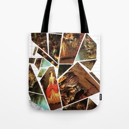 Lady's Wages Tote Bag