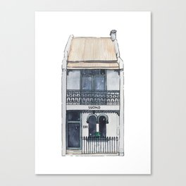 200 Oxford St Canvas Print