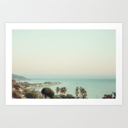 Los Angeles #2 Art Print