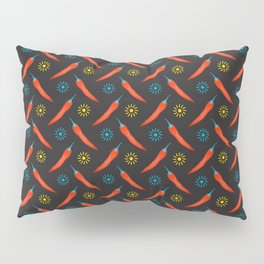 Hot Chili Peppers Pillow Sham
