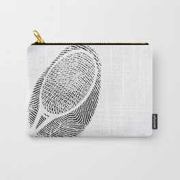 Fingerprint of a player Carry-All Pouch