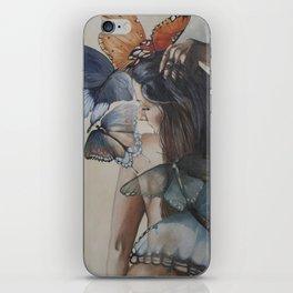 Earth Angels iPhone Skin