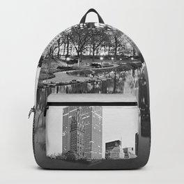 Meet you at the Oak Room - N.Y.C. Backpack