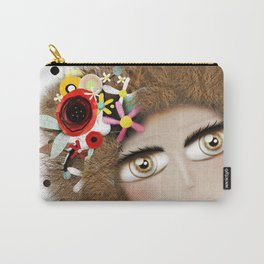 I can not take my eyes out of you Carry-All Pouch