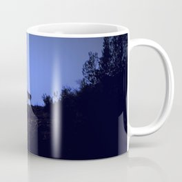 Sunset on the forest Coffee Mug