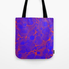 Marble Deep Tote Bag