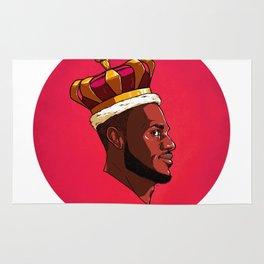 King James Rug