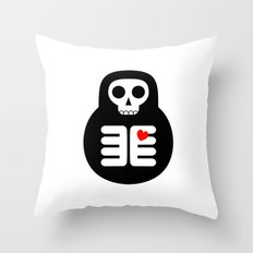 The Angel Throw Pillow