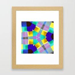 Leakia Framed Art Print
