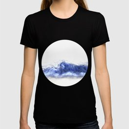 Atmospheric abstract T-shirt