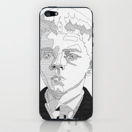 David Zellaby / Midwich Cuckoo iPhone Skin