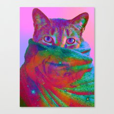 My Will Be Done-Sir Parker Canvas Print