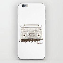 I {❤} RADIO iPhone Skin