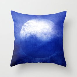 Circle Composition V Throw Pillow