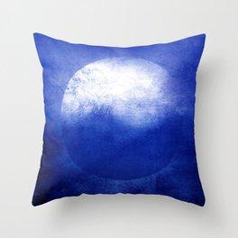 Circle Composition V Throw Pillow