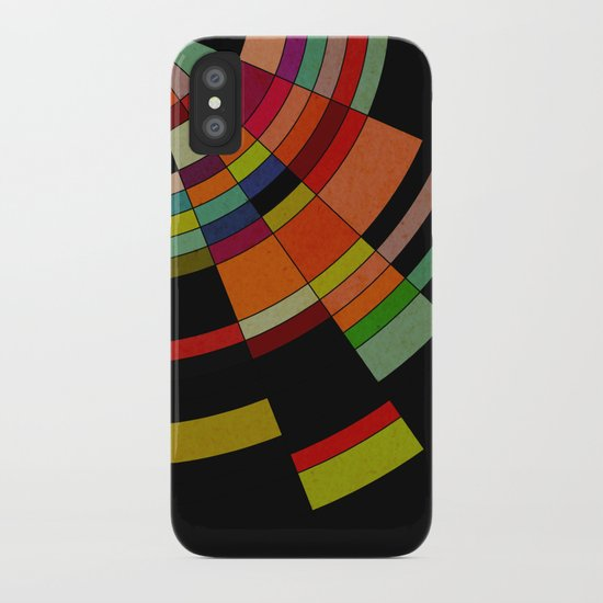 Serkular iPhone Case