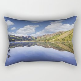 Llyn Crafnant Rectangular Pillow