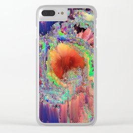 Rock Iron Soul Clear iPhone Case
