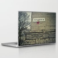 police Laptop & iPad Skins featuring Police by GautCheezzz