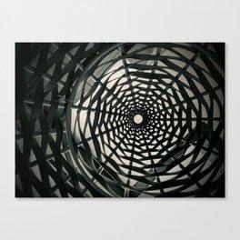 Urban Net Canvas Print