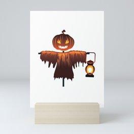 Halloween Pumpkin Mini Art Print