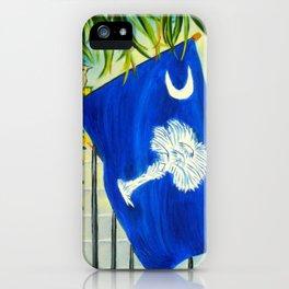 South Carolina - A State of Art iPhone Case