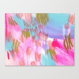 leave her to heaven Canvas Print