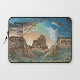 Colorado National Monument Polyscape Laptop Sleeve