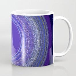 Purple Circle Coffee Mug