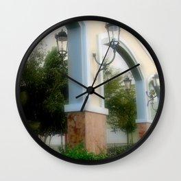 Plaza de Rincon Wall Clock