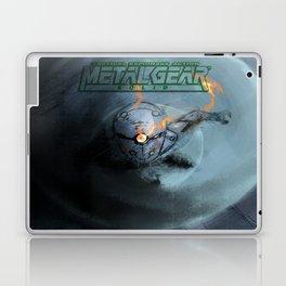 Grey Fox Laptop & iPad Skin