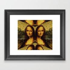 gio Framed Art Print