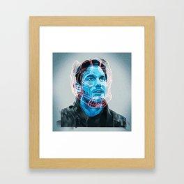 Star-Lord, Guardians of the Galaxy Fan Art Framed Art Print